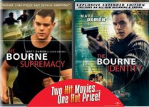 The Bourne Supremacy/The Bourne Identity Value Pack