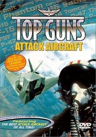 Top Guns: Attack Aircraft