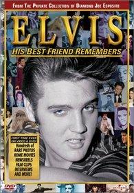 Elvis - His Best Friend Remembers