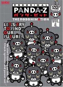 Panda-Z - The Robomination, Vol. 4