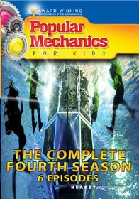 Popular Mechanics For Kids: Season 4 (Amazon.com Exclusive)