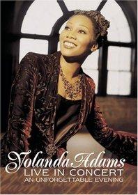 Yolanda Adams Live in Concert - An Unforgettable Evening