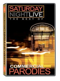 Saturday Night Live: The Best of Commercial Parodies