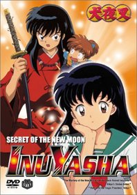 Inuyasha - Secret of the New Moon (Vol. 5)