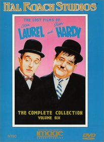 The Lost Films of Laurel & Hardy: The Complete Collection, Vol. 6