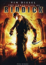 The Chronicles of Riddick (Theatrical Full Screen Edition)