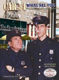 Car 54 Where Are You? - The Complete Second Season