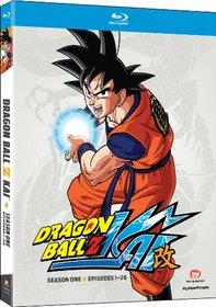 Dragon Ball Z Kai: Season One [Blu-ray]