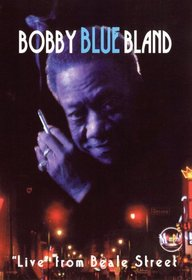 "Bobby Blue Bland: ""Live"" on Beale Street"