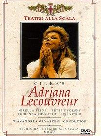 Cilea - Adriana Lecouvreur / Lamberto Puggelli · Gianandrea Gavazzeni · Mirella Freni · Fiorenza Cossotto · Teatro alla Scala