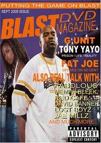 Blast Dvd Magazine - Sept Oct Issue