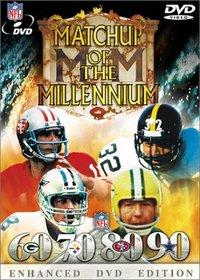 NFL Matchup of the Millennium