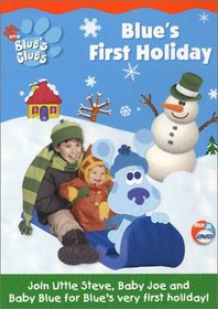 Blue's Clues - Blue's First Holiday