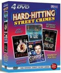 Hard Hitting Street Crimes (4 pack) - Family Enforcer/Mob War/Swap/Corrupt
