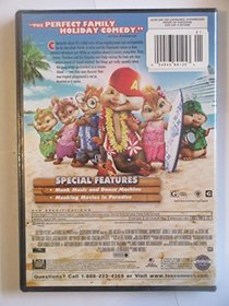 Alvin And The Chipmunks - ChipWrecked (Dvd)