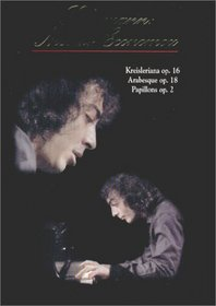 Nicolas Economou Plays Schumann - Kreisleriana, Arabesque, Papillons