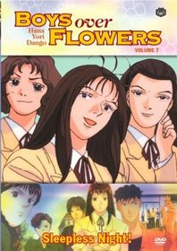 Boys Over Flowers - Sleepless Night (Vol. 7)