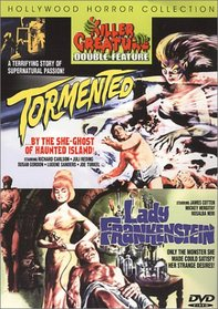 The Tormented/Lady Frankenstein