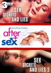 Platinum Disc After Sex / Sex Secrets & Lies 1 & 2 [dvd/3 Disc]