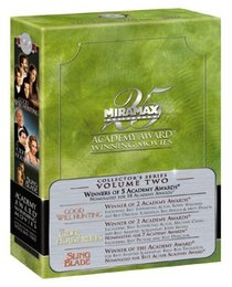 Academy Award Winning Movies - Volume II (Good Will Hunting/Sling Blade/The Cider House Rules)