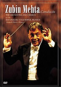 Zubin Mehta Conducts Gabrieli, Hadyn, and Verdi