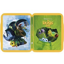 Bug's Life SteelBook [Blu-ray]