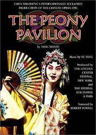 Ye Tang - The Peony Pavilion / Lincoln Center, Festival d'Automne