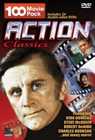 Action Classics 100 Movie Pack