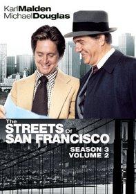 Streets of San Francisco: Season Three, Vol. 2