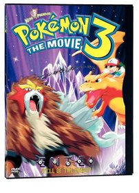 Pokemon 3 The Movie Dvd With Veronica Taylor Eric Stuart Rachael Lillis G Movie Reviews