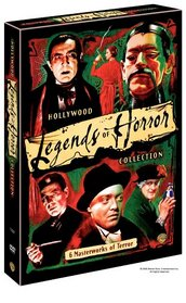 Hollywood's Legends of Horror Collection (Doctor X / The Return of Doctor X / Mad Love / The Devil Doll / Mark of the Vampire / The Mask of Fu Manchu)