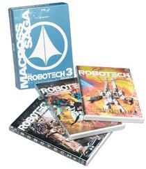 Robotech - The Macross Saga - Legacy Collection 3
