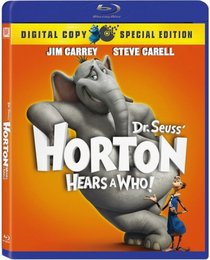 Horton Hears a Who! [Blu-ray]