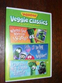 Veggie Tales Veggie Classics Triple Feature