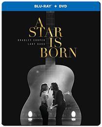 Star Is Born, A (2DBD SteelBook/Blu-ray + DVD +Combo Pack) (BD)