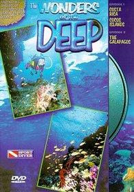 Wonders of the Deep:Costa Rica Cocos Islands/Galapagos Islands