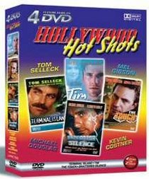 Hollywood Hot Shots (4 pack) - Terminal Island/Tim/Touch/Shattered Silence