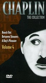 Chaplin - The Collection, Vol. 4 - Knock Out / Between Showers / A Day's Pleasure