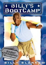 Billy Blanks: Basic Training Bootcamp