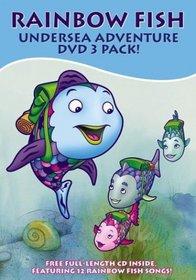 Rainbow Fish - Undersea Adventure DVD 3 Pack