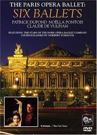 THE PARIS OPERA BALLET: Six Ballets