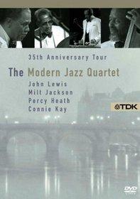 The Modern Jazz Quartet:  35th Anniversary Tour