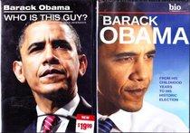 Barack Obama Biography 2 Pack Collection