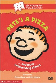 Pete's a Pizza... and More William Steig Stories (Scholastic Video Collection)