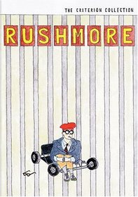 Rushmore - Criterion Collection