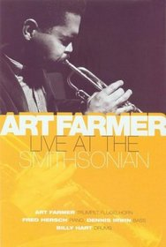 ART FARMER LIVE AT THE SMITHSONIAN