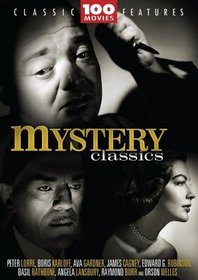 Mystery Classics 100 Movie Pack