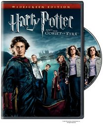Harry Potter and the Goblet of Fire (Widescreen Edition) (Harry Potter 4)