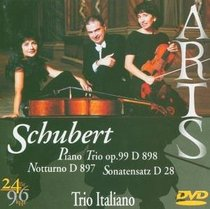 Schubert: Piano Trio, Notturno & Son (DVD Audio)