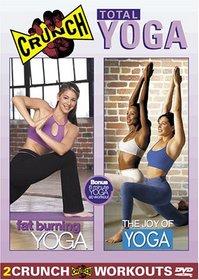 Crunch - The Perfect Yoga Workout: The Joy of Yoga & Fat-Burning Yoga